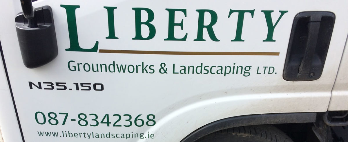 About Liberty Groundworks and Landscaping