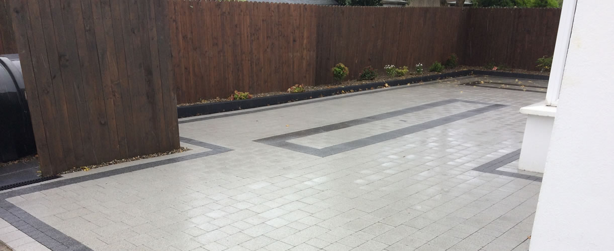 Patio Paving Limerick
